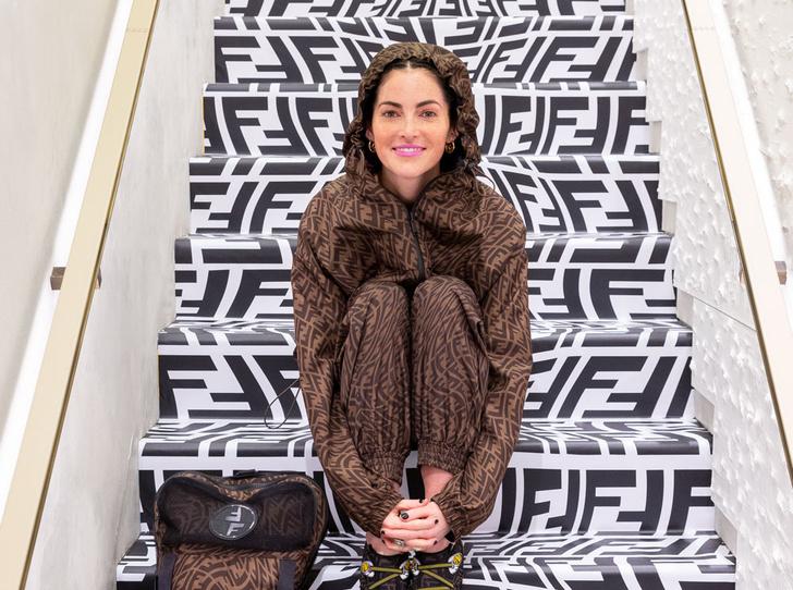 Фото №3 - В объективе: как выглядит новая коллаборация Fendi с художницей Сарой Коулман