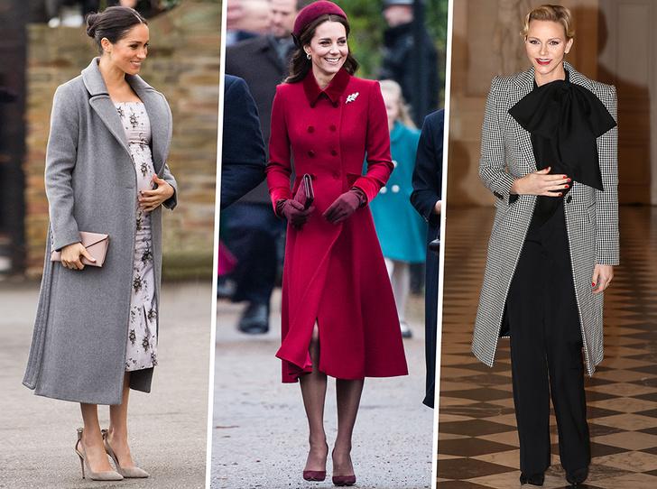 Фото №1 - Кейт, Шарлен или Меган: чьи наряды оказались самыми дорогими в 2018 году