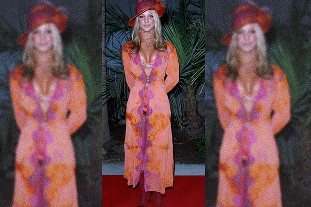 Фото №6 - Худшие наряды Бритни Спирс