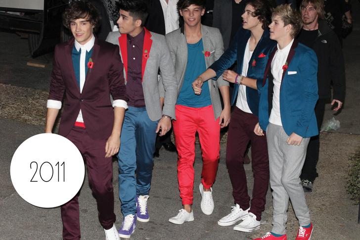 Фото №4 - Лучшие выходы One Direction за 5 лет
