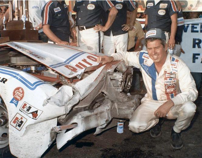 Фото №2 - Лучший финиш в истории NASCAR (видео)