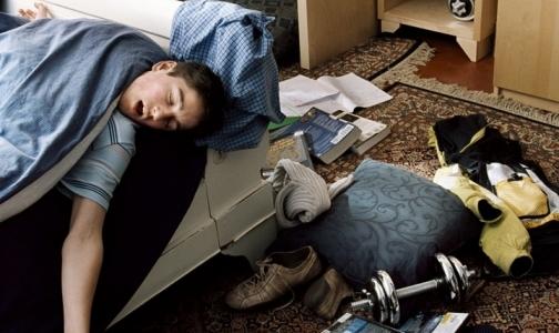 Фото №1 - Недостаток сна приводит к мыслям о самоубийстве