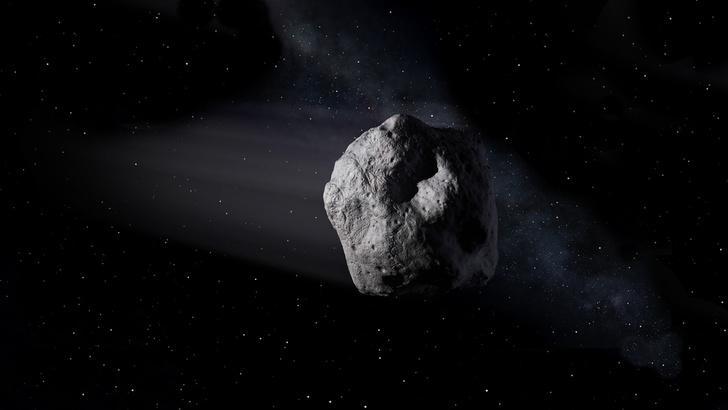 Фото №1 - К Земле приблизятся два астероида