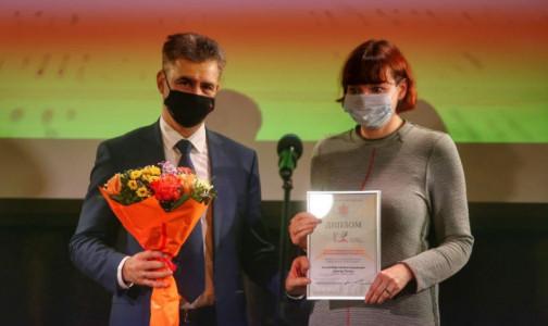 Фото №1 - Правительство Петербурга наградило «Доктор Питер» за проект «Красная зона»