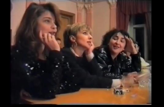 Фото №2 - «ВИА Гра» 1996 года: архивное видео с Лолитой, Королевой и Овсиенко взорвало Сеть