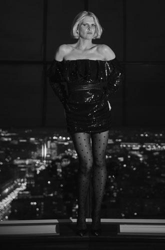 Фото №2 - Полина Киценко: «Дружу и работаю только с теми, кого считаю лучше себя»