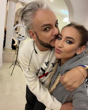 Ольга Бузова и Филипп Киркоров фото