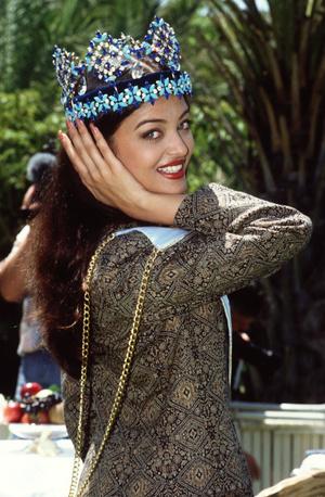 Фото №18 - Самые яркие победительницы «Мисс мира» за всю историю конкурса