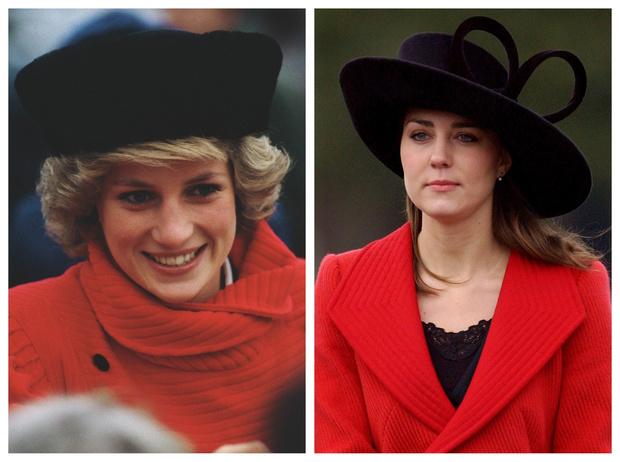 Фото №1 - Для чего Кейт перед свадьбой заставляли смотреть видео с принцессой Дианой