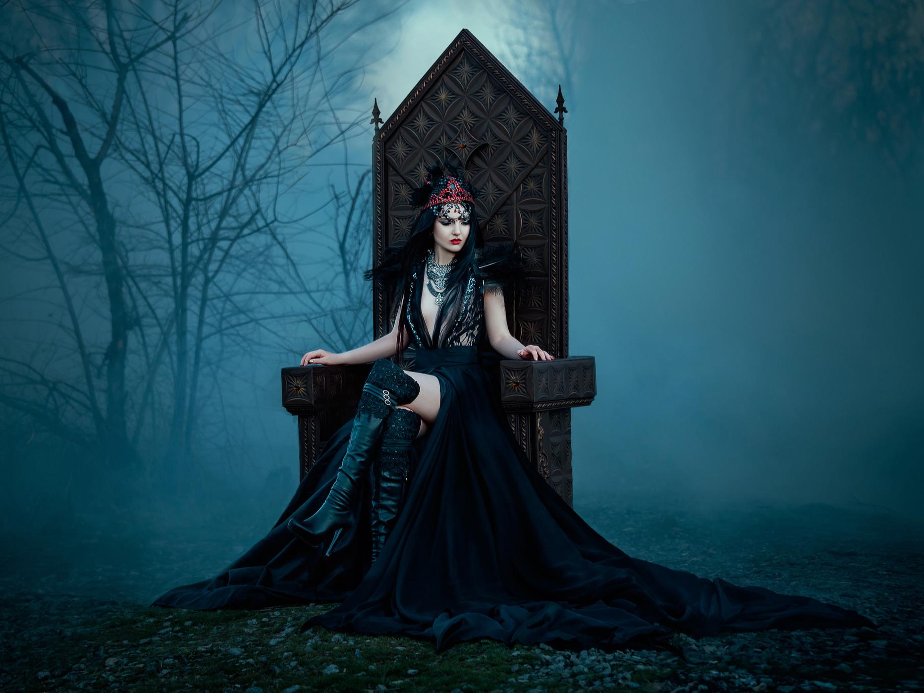 Самые знаменитые и легендарные ведьмы в истории человечества — www.wday.ru