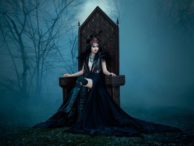 Самые известные ведьмы в истории