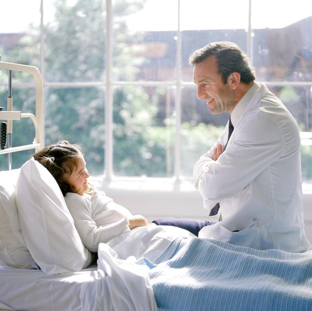 Фото №2 - Ребенок после больницы: как ему помочь прийти в себя