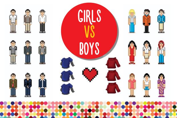 Фото №9 - Большая разница: девочки VS мальчики в цифрах