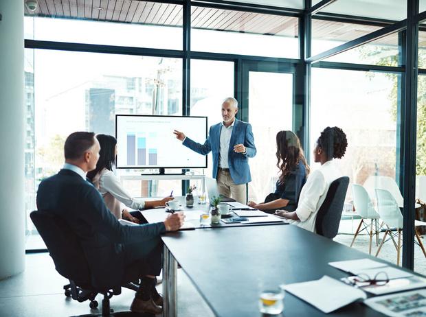 Фото №1 - Как подготовить пространство для успешных переговоров