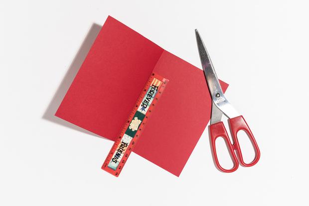 Фото №3 - Hand-made: новогодняя открытка своими руками