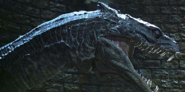 Фото №6 - Топ-10 самых жутких чудовищ в Хогвартсе
