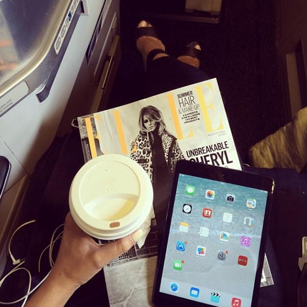 Фото №18 - Звездный Instagram: Знаменитости и самолеты