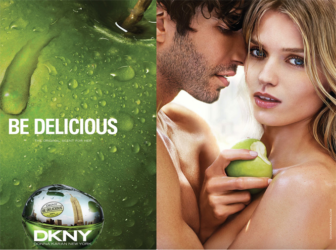 Фото №1 - Модель Эбби Ли для DKNY