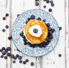 Как приготовить панкейки: простые рецепты американских блинчиков