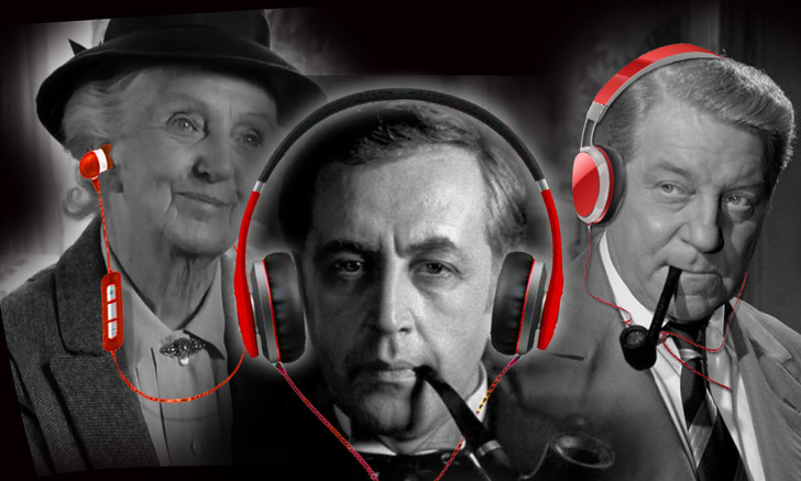 Фото №1 - 10 лучших радиодетективов из архивов Гостелерадиофонда