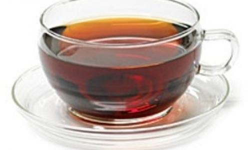 Фото №1 - Чай убивает неприятный запах изо рта