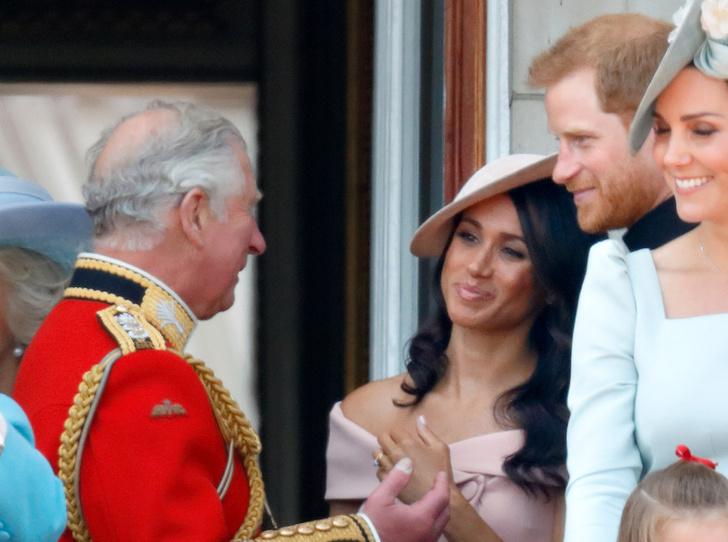 Фото №2 - Сколько принц Чарльз потратил на содержание Гарри и Меган