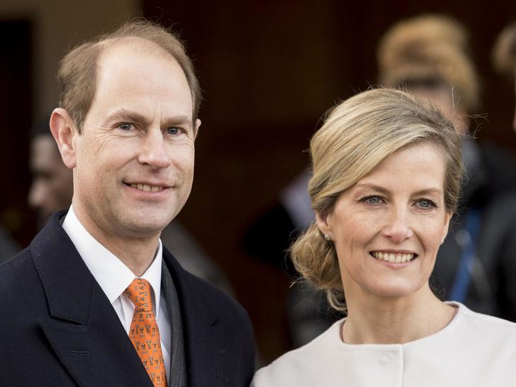 Фото №1 - Почему брак принца Эдварда оказался самым крепким среди браков детей Королевы