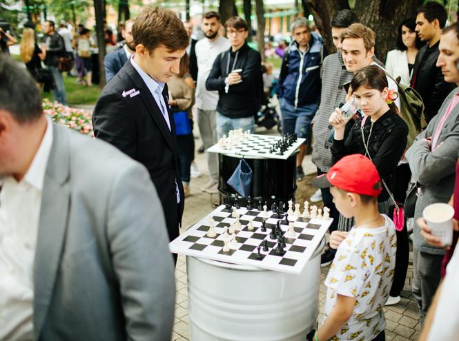 Фото №11 - 4 причины сходить на московский фестиваль Chess & Jazz