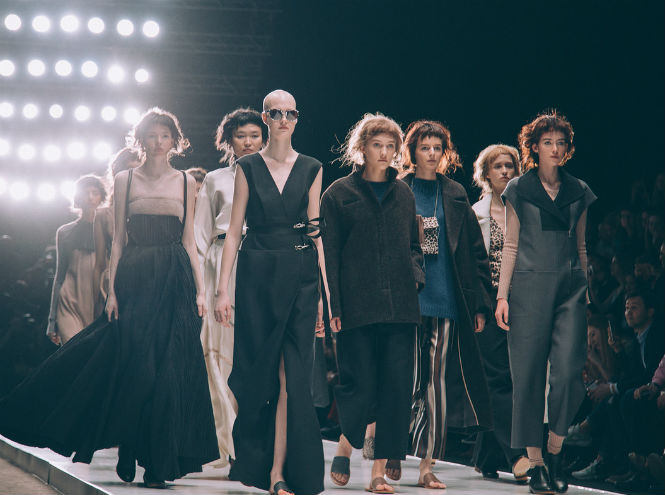 Фото №10 - Первый день Mercedes-Benz Fashion Week Russia