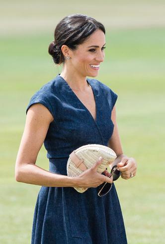 Фото №4 - Меган Маркл приехала поддержать принца Гарри на матче по поло
