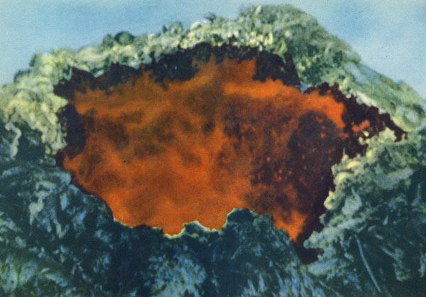 Фото №2 - Огненное озеро