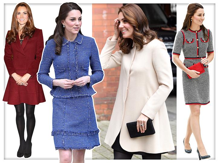 Фото №1 - 5 причин, почему Кейт Миддлтон не ругают за мини-юбки