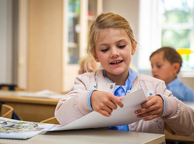 Принцесса острова: новая ученица школы
