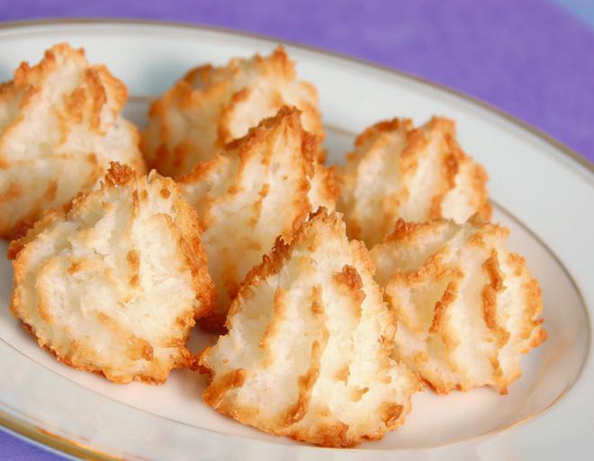 печенье из кокосовой стружки кокосанки