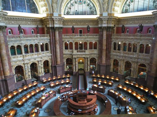 Фото №1 - 5 самых красивых библиотек мира