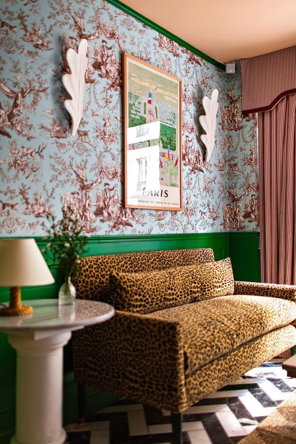 Фото №6 - Отель в Париже по дизайну Люка Эдварда Холла