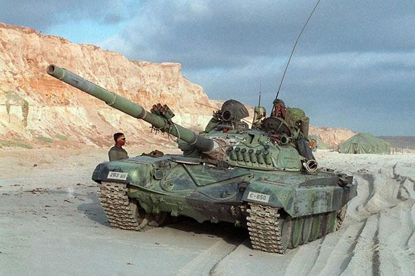 Фото №4 - От Т-34 до Индийского океана