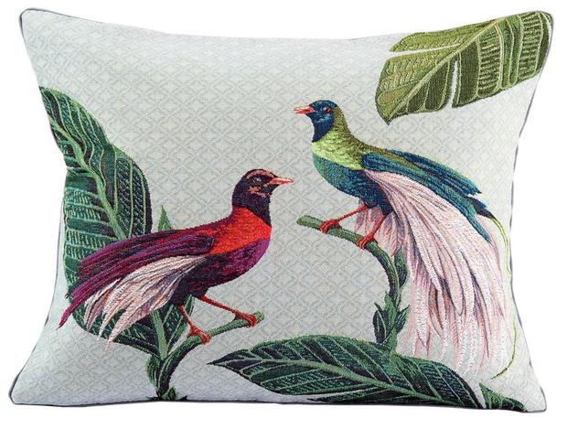 Декоративные подушки Merveille Perle от Yves Delorme