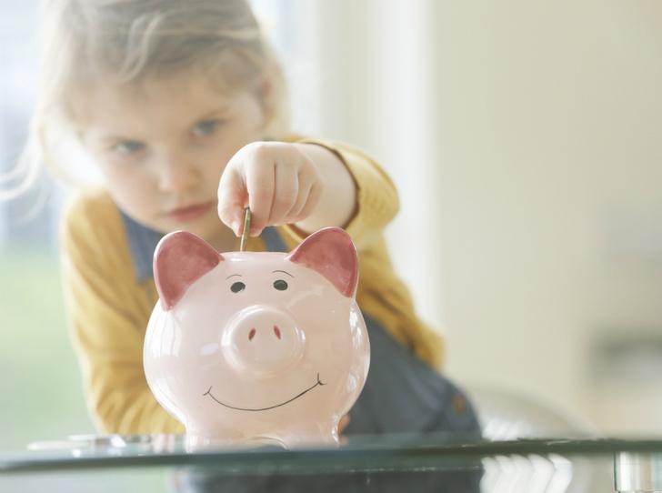 Фото №1 - Как научить ребенка обращаться с деньгами