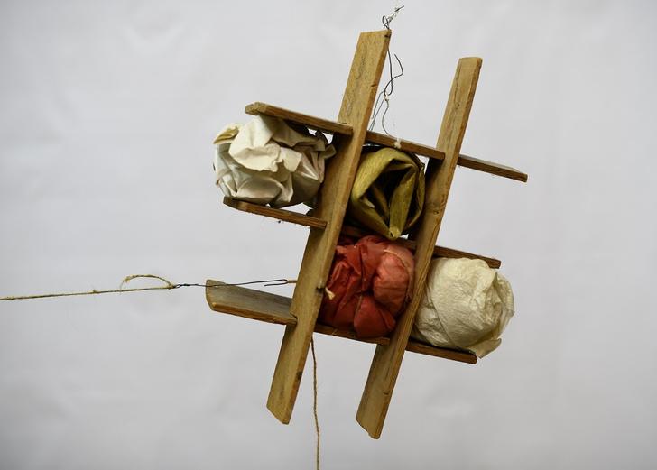 Фото №2 - Выставка Андрея Красулина в Новой Третьяковке