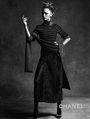 Фото №1 - Chanel представили первые кадры новой рекламной кампании