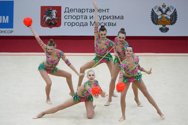 Фото №1 - Сборная РФ по гимнастике отказалась от участия в Чемпионате Европы, который пройдет в Киеве