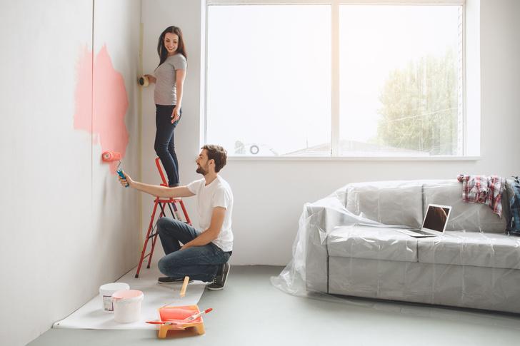бюджетный ремонт в квартире