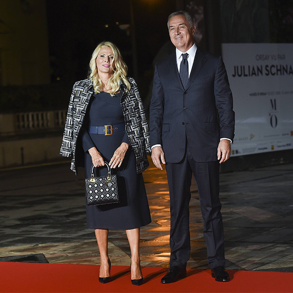 Фото №13 - Боги политического Олимпа: президенты и их жены на званом ужине в Париже