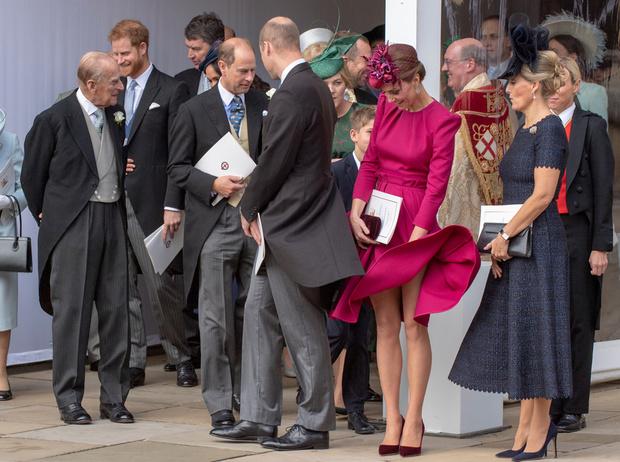 Фото №12 - Интересные факты о свадьбе принцессы Евгении и Джека Бруксбэнка