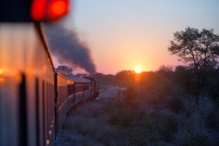 Фото №7 - Под стук колес: 10 самых живописных железнодорожных маршрутов мира