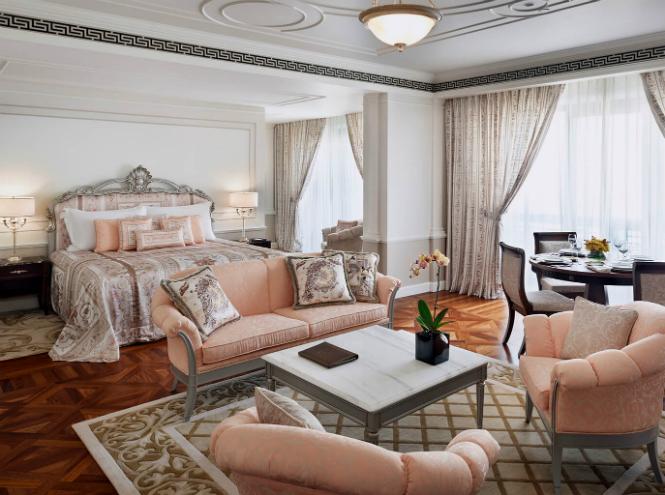 Фото №5 - Выиграйте путешествие на двоих в Palazzo Versace Dubai