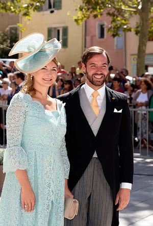 Фото №51 - 25 необычных шляп на королевских свадьбах