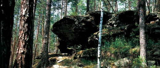 Фото №4 - Каменная кладовая рифея