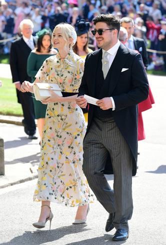 Фото №26 - 20 самых стильных гостей на свадьбе Меган Маркл и принца Гарри